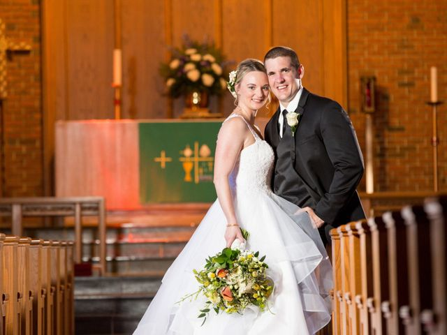 Paul and Megan's Wedding in Saint Charles, Missouri 25