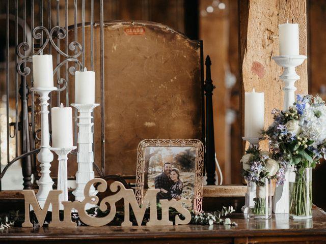 Connor and Kacy's Wedding in East Jordan, Michigan 1