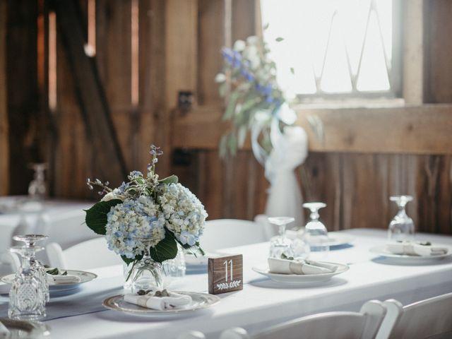 Connor and Kacy's Wedding in East Jordan, Michigan 2