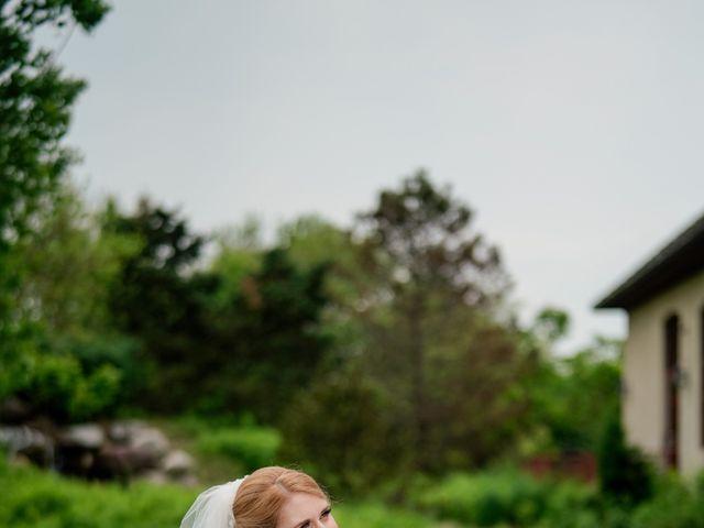 Michael and Emily's Wedding in Barrington, Illinois 4