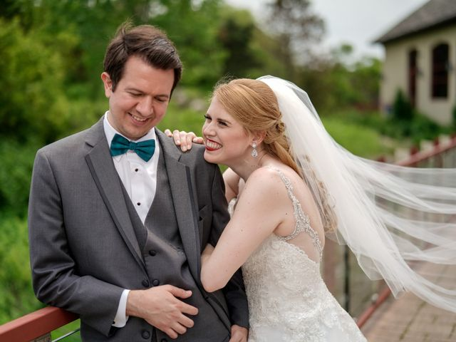 Michael and Emily's Wedding in Barrington, Illinois 2
