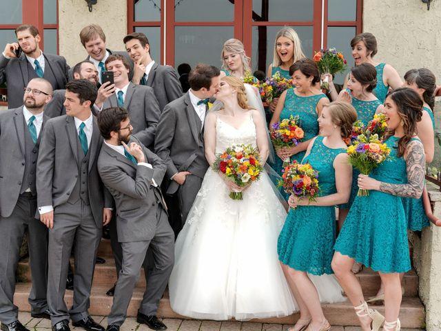 Michael and Emily's Wedding in Barrington, Illinois 5