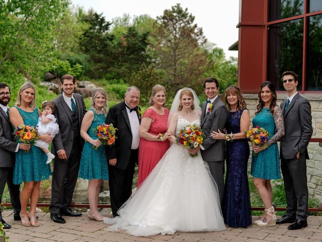 Michael and Emily's Wedding in Barrington, Illinois 6