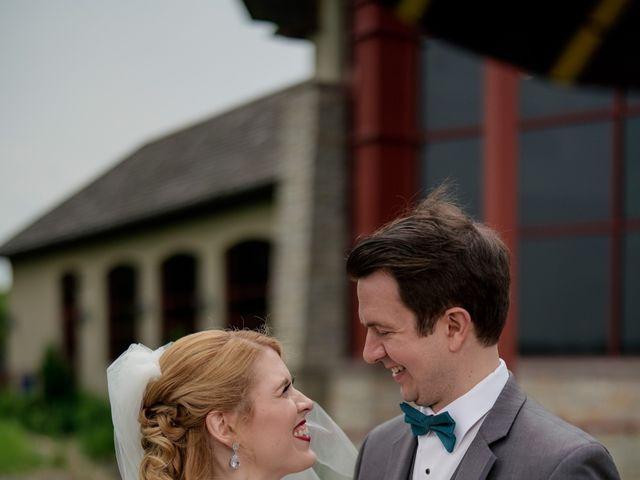 Michael and Emily's Wedding in Barrington, Illinois 10