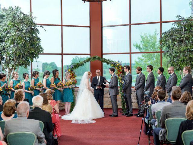 Michael and Emily's Wedding in Barrington, Illinois 12