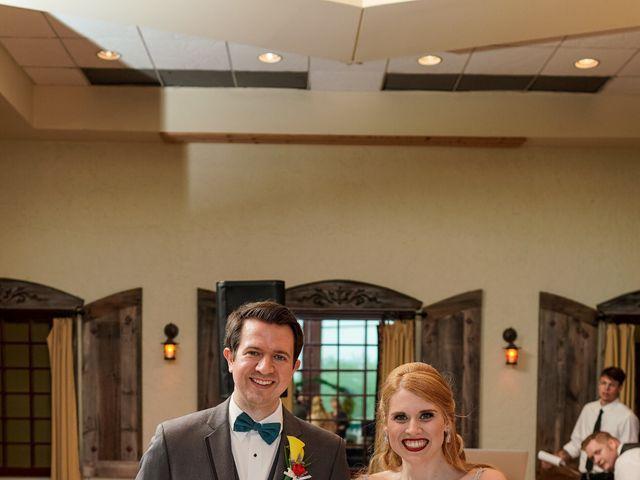 Michael and Emily's Wedding in Barrington, Illinois 13
