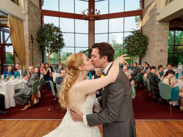 Michael and Emily's Wedding in Barrington, Illinois 18