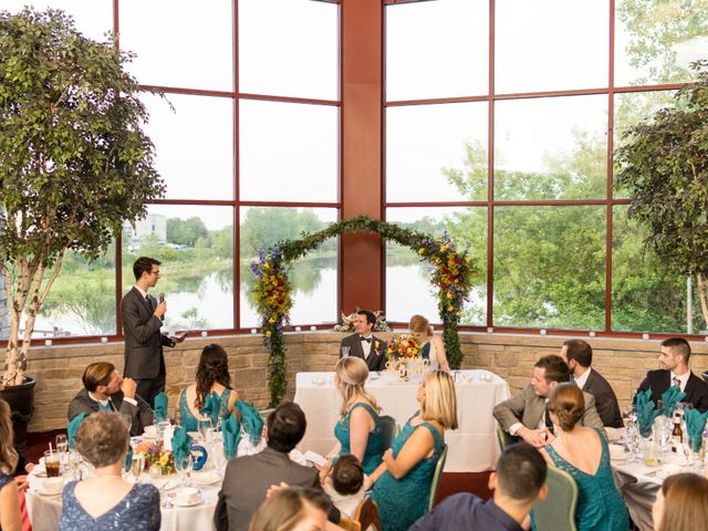 Michael and Emily's Wedding in Barrington, Illinois 19