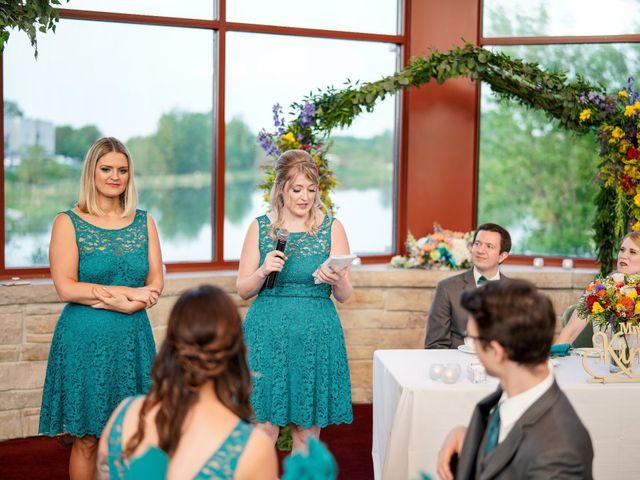 Michael and Emily's Wedding in Barrington, Illinois 22