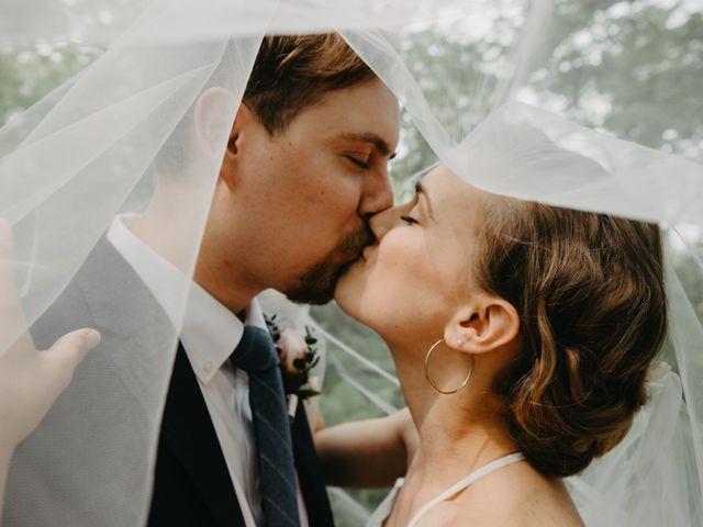 The wedding of Amanda and Cameron