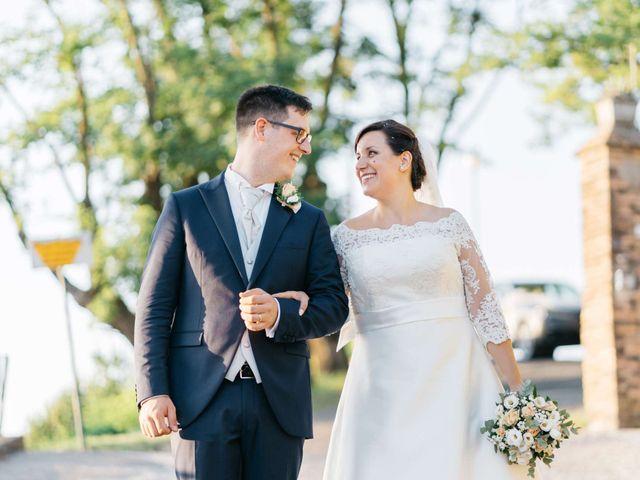 The wedding of Silvia and Giacomo
