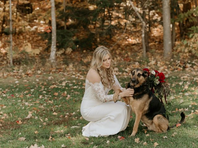 Daniel and McKenzie's Wedding in Fryeburg, Maine 10