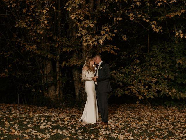 Daniel and McKenzie's Wedding in Fryeburg, Maine 16
