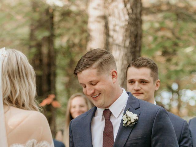 Daniel and McKenzie's Wedding in Fryeburg, Maine 20