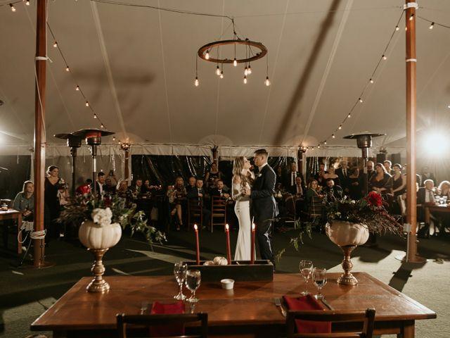 Daniel and McKenzie's Wedding in Fryeburg, Maine 22