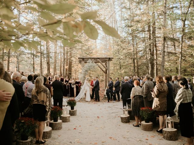Daniel and McKenzie's Wedding in Fryeburg, Maine 26