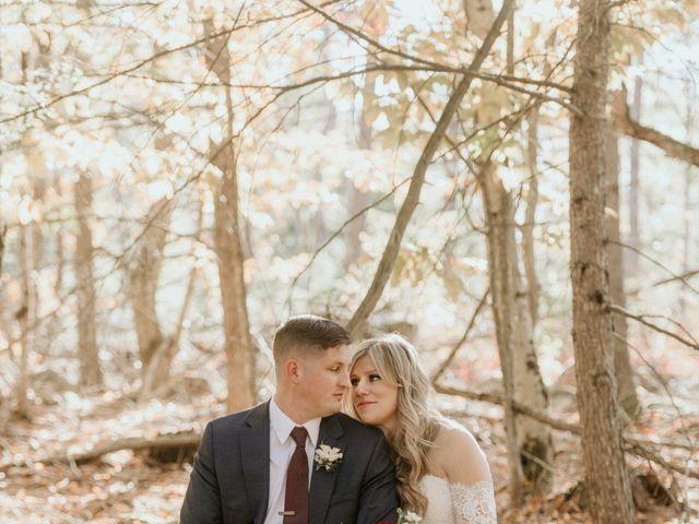 Daniel and McKenzie's Wedding in Fryeburg, Maine 29