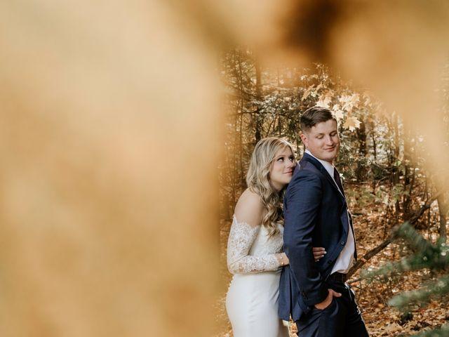 Daniel and McKenzie's Wedding in Fryeburg, Maine 1