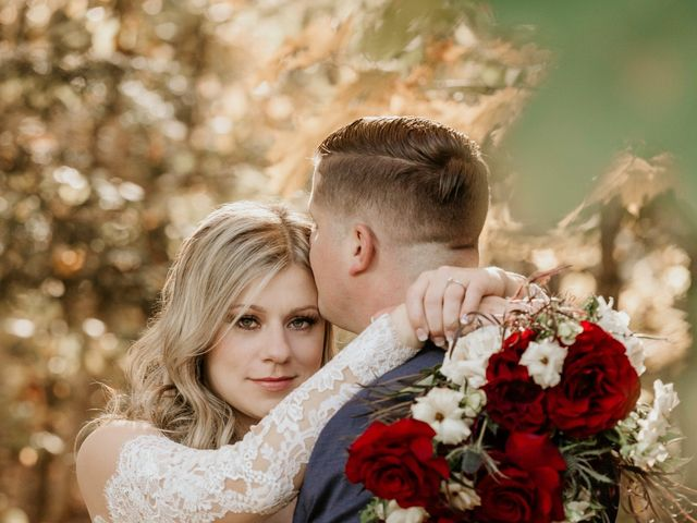 Daniel and McKenzie's Wedding in Fryeburg, Maine 2