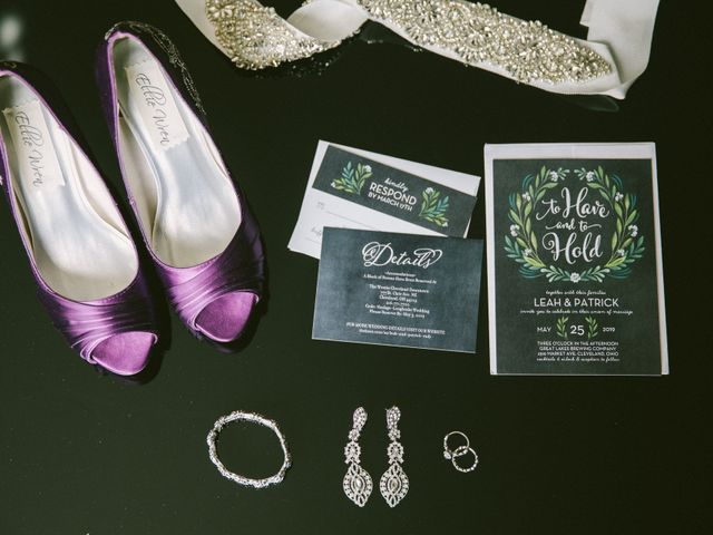Patrick and Leah's Wedding in Cleveland, Ohio 2