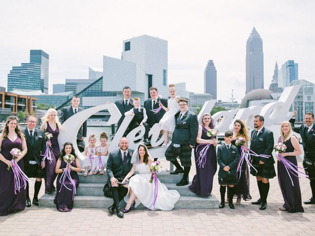 Patrick and Leah's Wedding in Cleveland, Ohio 7
