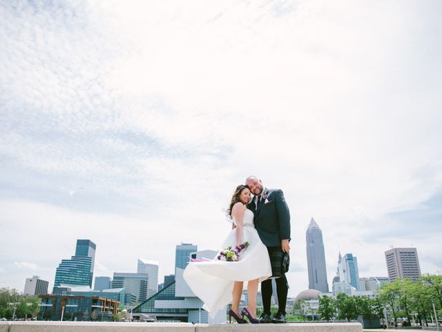Patrick and Leah's Wedding in Cleveland, Ohio 1