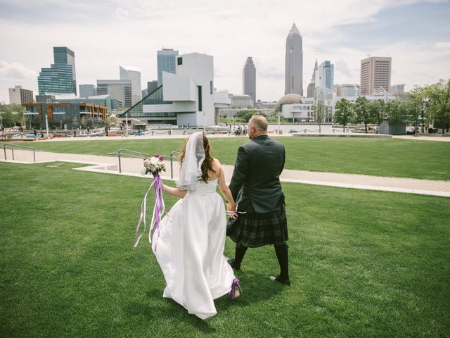 Patrick and Leah's Wedding in Cleveland, Ohio 8