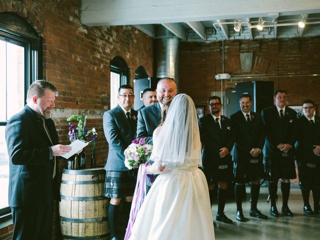 Patrick and Leah's Wedding in Cleveland, Ohio 21