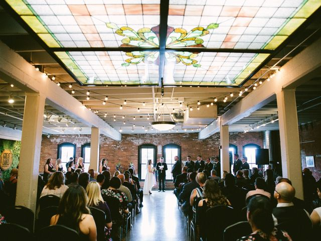 Patrick and Leah's Wedding in Cleveland, Ohio 22