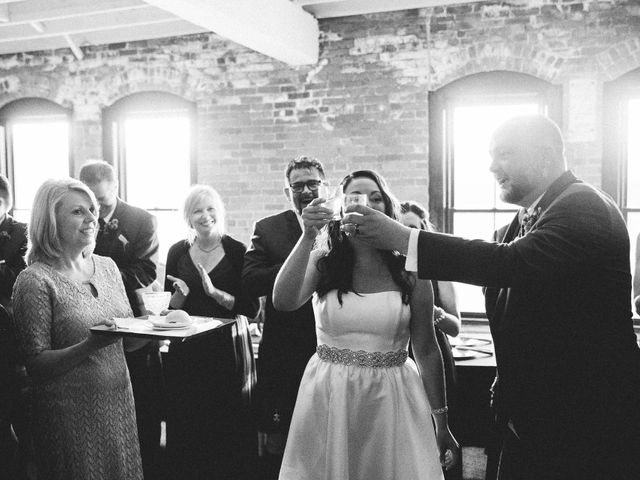 Patrick and Leah's Wedding in Cleveland, Ohio 53
