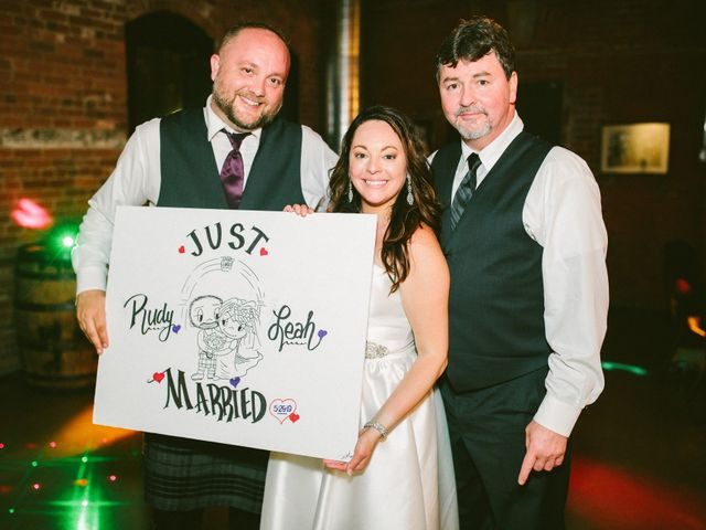 Patrick and Leah's Wedding in Cleveland, Ohio 60