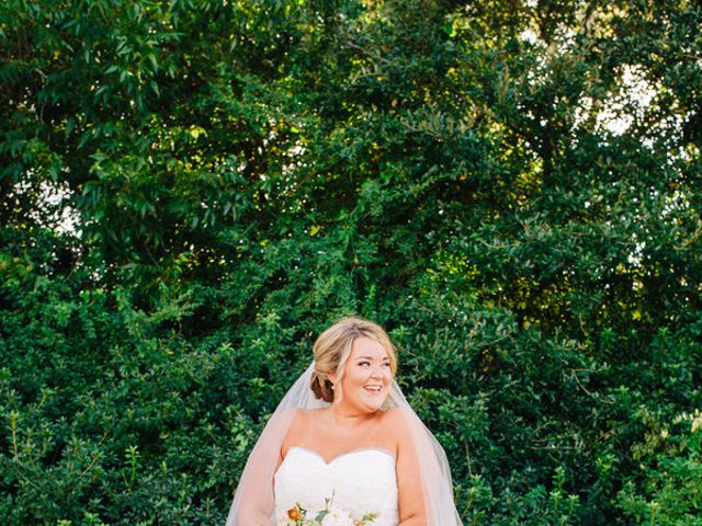 Allison and Tom's Wedding in Johns Island, South Carolina 5