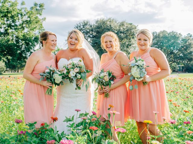 Allison and Tom's Wedding in Johns Island, South Carolina 7