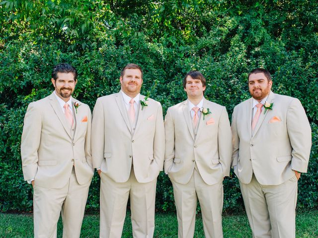 Allison and Tom's Wedding in Johns Island, South Carolina 8