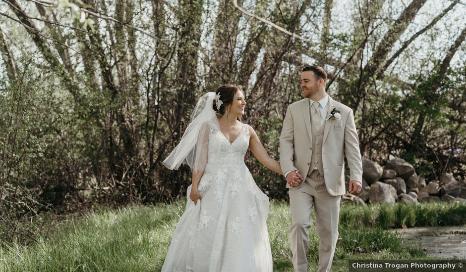 Connor and Kacy's Wedding in East Jordan, Michigan