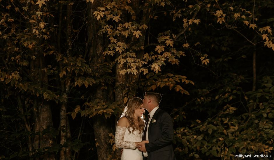 Daniel and McKenzie's Wedding in Fryeburg, Maine