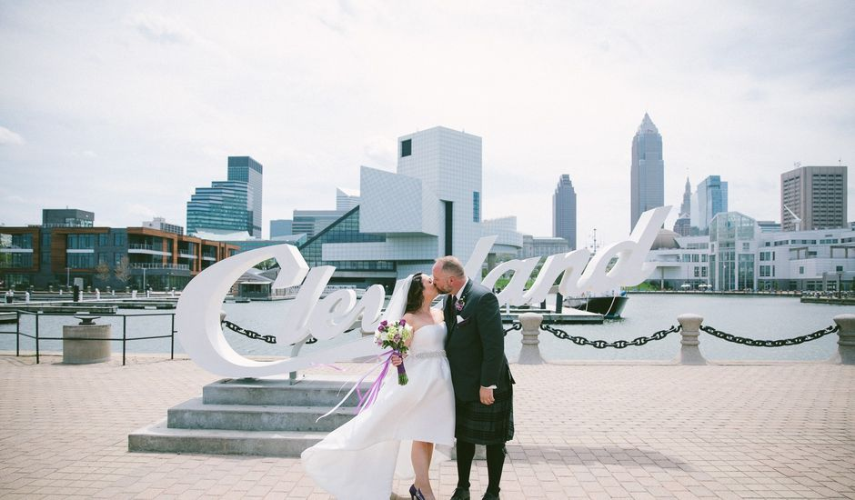 Patrick and Leah's Wedding in Cleveland, Ohio