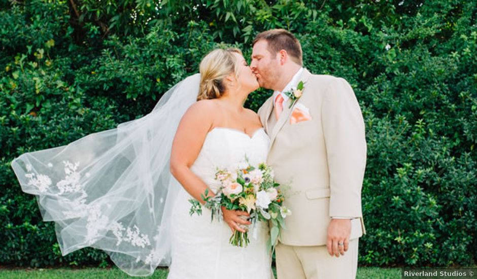 Allison and Tom's Wedding in Johns Island, South Carolina