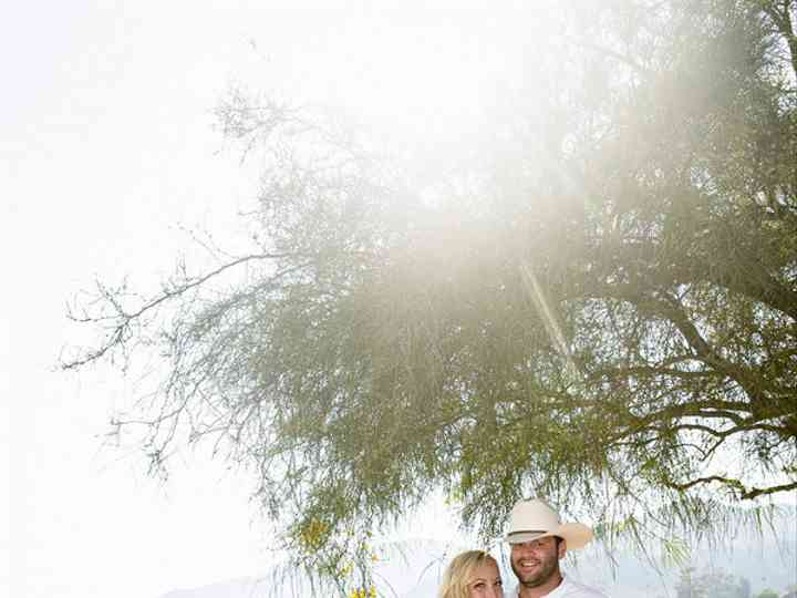 The wedding of Paul and Lori