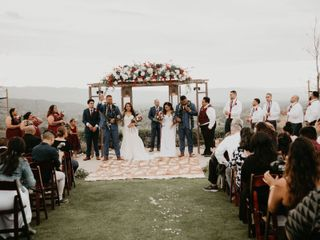 The wedding of Esther  and Teloma