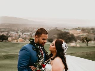 The wedding of Esther  and Teloma  1