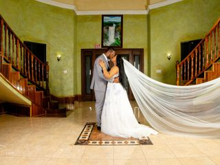 The wedding of Samantha and Prince