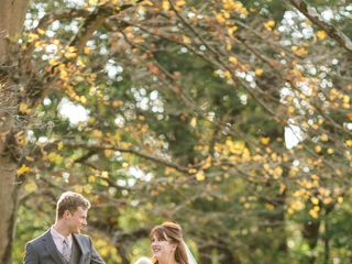 The wedding of Erin and Simon 1