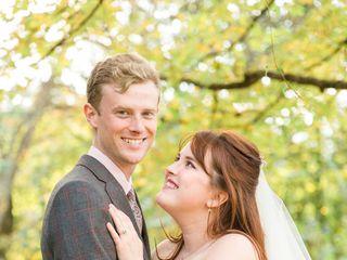 The wedding of Erin and Simon 2