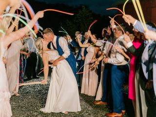 The wedding of Matthew and Lauren 2