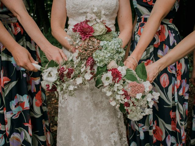 Derick and Kelly's Wedding in Deerwood, Minnesota 2