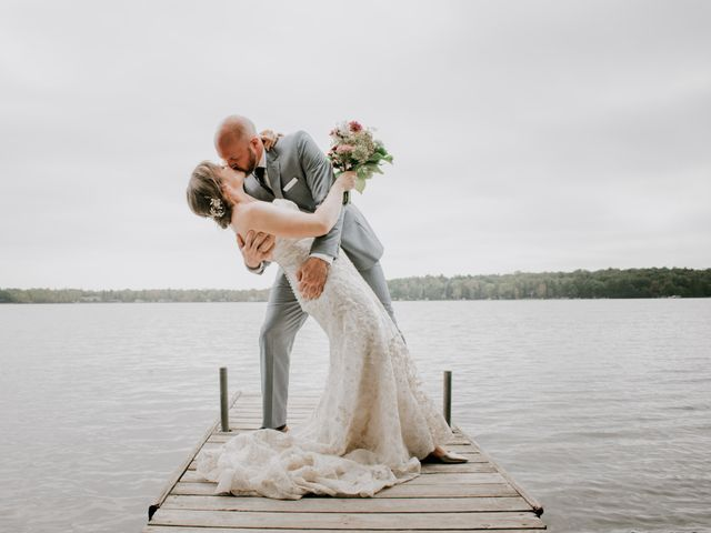 Derick and Kelly's Wedding in Deerwood, Minnesota 1