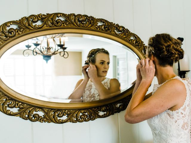 Austin and Nicole's Wedding in Langley, Washington 3