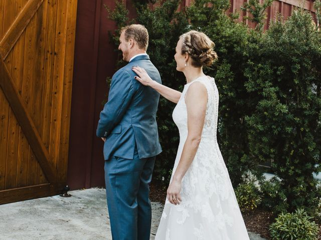 Austin and Nicole's Wedding in Langley, Washington 6