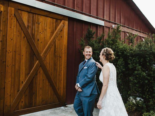 Austin and Nicole's Wedding in Langley, Washington 7